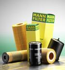 Cung cấp các loại lọc do hãng Mann của Đức sản xuất