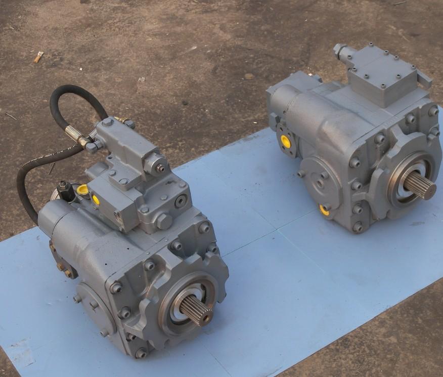 Phụ tùng, Tổng thành bơm và mô tơ thuỷ lực cho các loại máy công trình